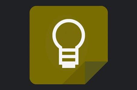 نرمافزار Google Keep به قابلیت حالت تاریک مجهز میشود