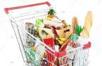 غذای مردم ۲ برابر بقیه کالاها گران شد + نمودار