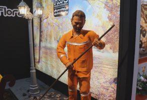روز دوم نمایشگاه توانمندی های قنادان ۹۸