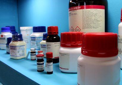 نمایشگاه بین المللی مواد و صنایع شیمیایی