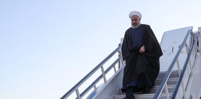 رئیس جمهور عازم مناطق سیل زده سیستان وبلوچستان شد