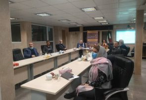 گزارش تصویری برگزاری جلسه آبان ماه ستاد امپکس