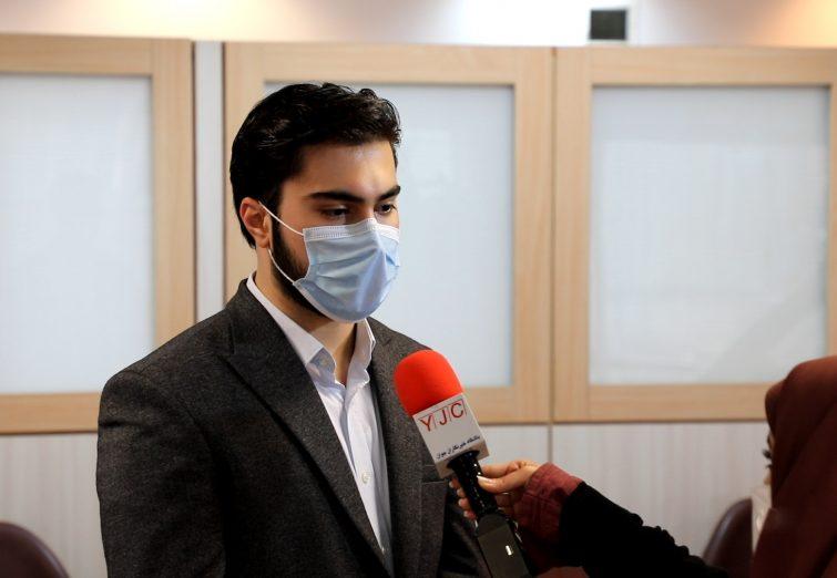 گفتگوی امیر محمد سبحانی نیا با باشگاه شبکه خبر