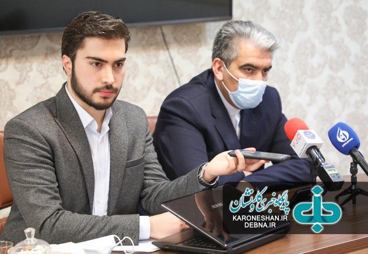 گزارش تصویری/ نشست خبری و اکران مستند دالی با حضور خبرنگاران