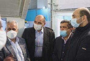حضور جناب آقای محمد عرب مدیر و بنیانگذار برند شیما کفش در نمایشگاه امپکس