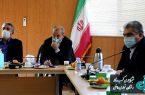 هشتمين نشست کميته تهران فراکسيون اصناف مجلس شوراي اسلامي در اتحاديه مصالح ساختماني برگزار شد